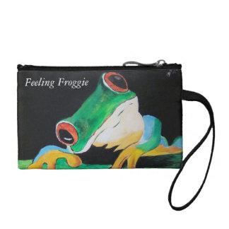 Feeling Froggy  / Leap Coin Wallets