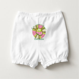 Feeling Froggy Personalized Diaper Cover
