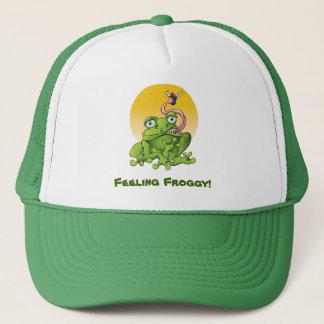 Feeling Froggy! Trucker Hat