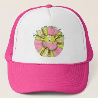 Feeling Froggy Trucker Hat