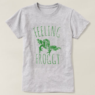 Feeling Froggy Vintage T-Shirt