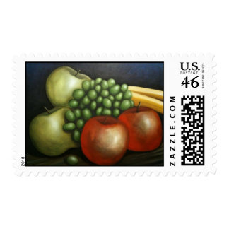 """""""Feeling Fruity"""" Postage Stamp"""
