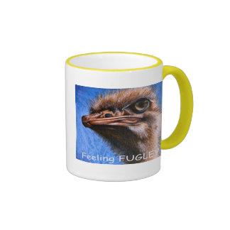 Feeling Fugley? Coffee Mugs