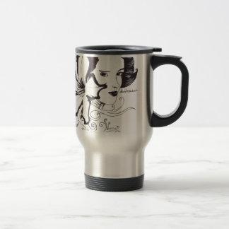 Feeling Good 15 Oz Stainless Steel Travel Mug