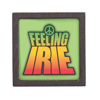 Feeling Irie Keepsake Box