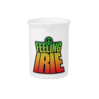 Feeling Irie Pitcher
