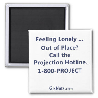 Feeling Lonely Magnet