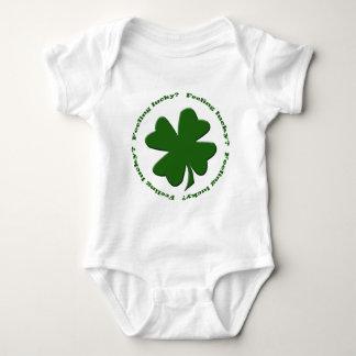 Feeling Lucky? Baby Bodysuit