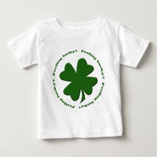 Feeling Lucky? Baby T-Shirt