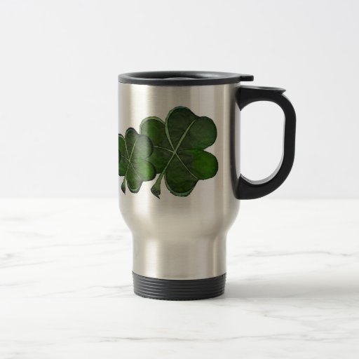 Feeling Lucky? Mugs