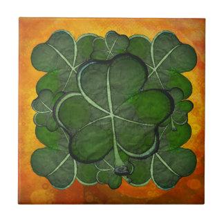 Feeling Lucky? Ceramic Tiles