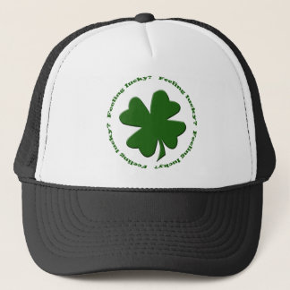 Feeling Lucky? Trucker Hat