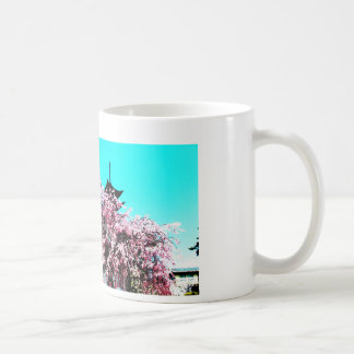 Feeling Miyajima of good spring* Massive rock Coffee Mug
