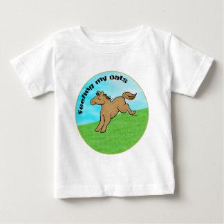 Feeling My Oats Baby T-Shirt