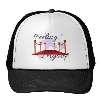 Feeling Myself Trucker Hat