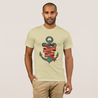 Feeling Nauti: Regular T-shirt