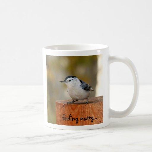 Feeling nutty Coffee Mug