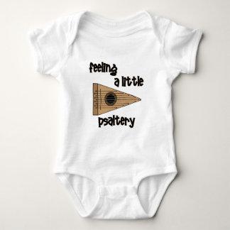 Feeling Psaltery Baby Bodysuit