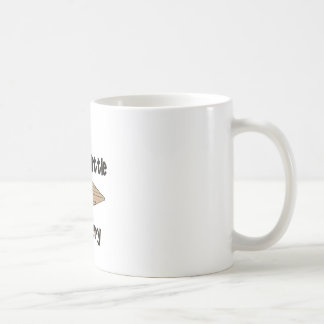 Feeling Psaltery Classic White Coffee Mug