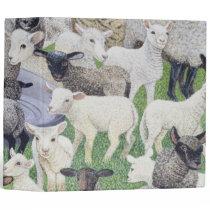 Feeling Sheepish Binder