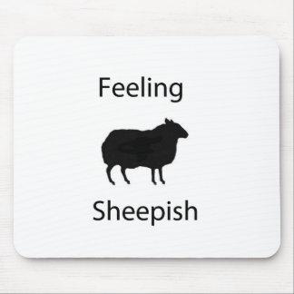 Feeling sheepish mouse pad