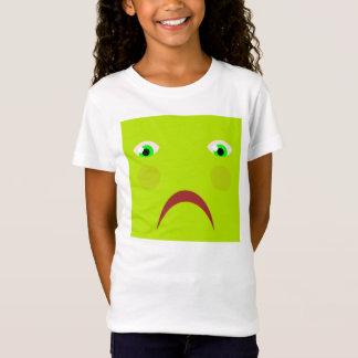 Feeling Sick Girl's T-Shirt