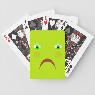 Feeling Sick Playing Cards