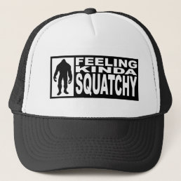 Feeling Squatchy Hat - Finding Bigfoot