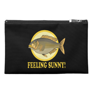 Feeling Sunny Travel Accessories Bag