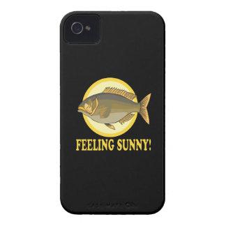 Feeling Sunny iPhone 4 Case-Mate Case
