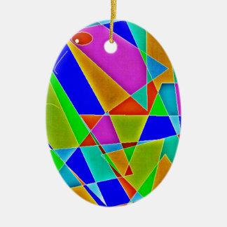 feeling unwell ceramic ornament