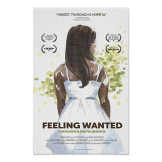 Feeling Wanted Poster