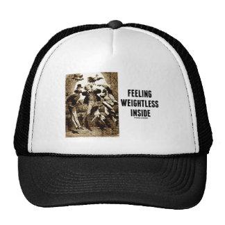 Feeling Weightless Inside (Anti-Gravity Verne) Trucker Hat
