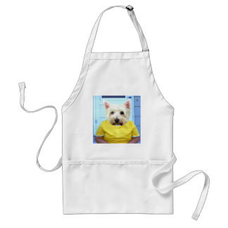 Feeling Yellow Adult Apron