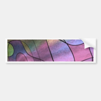 feelings abstract bumper stickers