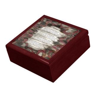 Feelings Jewelry Box