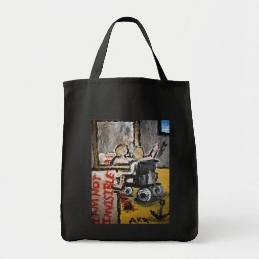 Feelings of Invisibility sh Tote Bag