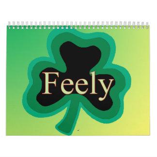 Feely Family Calendar