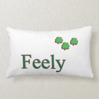 Feely Family Irish Pillow