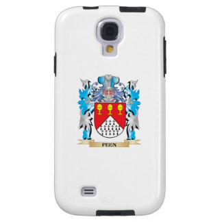 Feen Coat of Arms - Family Crest Galaxy S4 Case