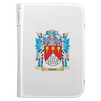 Feen Coat of Arms - Family Crest Cases For Kindle