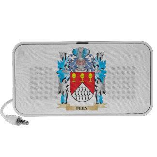 Feen Coat of Arms - Family Crest Speaker