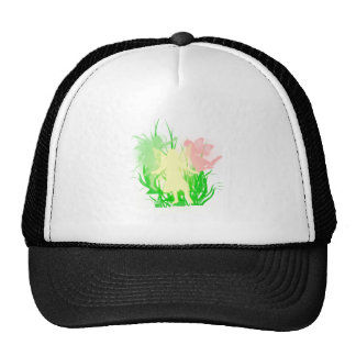 Feen Pixies Mesh Hat
