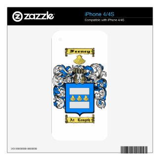 Feeney Skins For iPhone 4