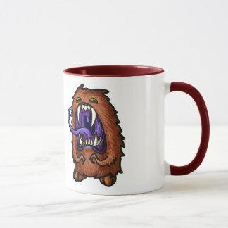 Feeping Creatures mug - Yawnster Monster
