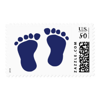 Feet - Baby Postage