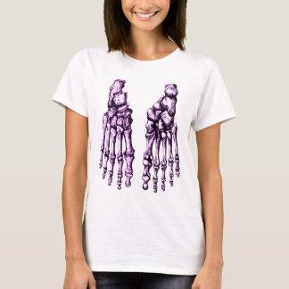 Feet Down Purple T-Shirt