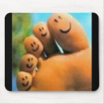 Feet! Mouse Pads