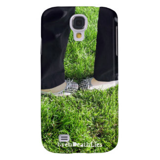Feet on Grass Samsung Galaxy S4 Cover