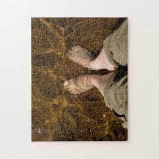 Feet Puzzle/Jigsaw Puzzle